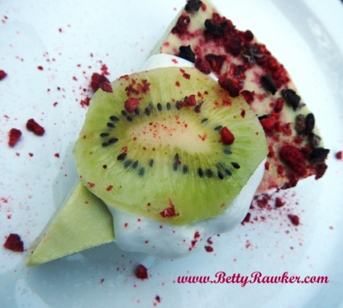 Raw Key Lime Pie (paleo, vegan, raw) Recipe