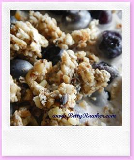 grawnola raw vegan granola breakfast betty rawker