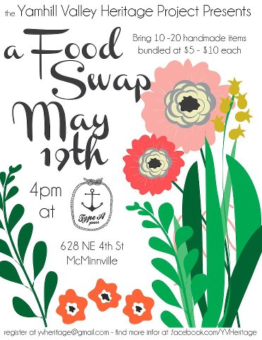 food swap may