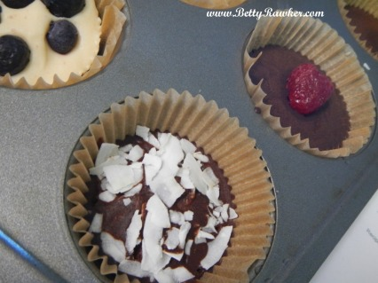 Rawk Candy Cups Recipe