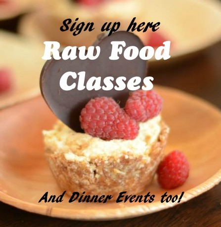 Raw Food Classes and Events