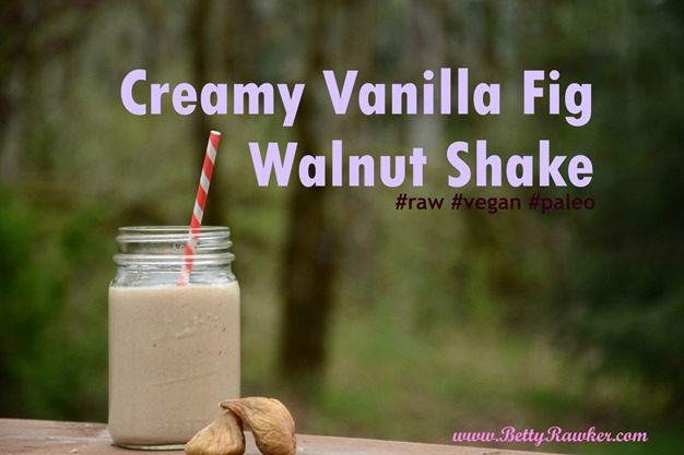 Best Vegan Sugar Free MilkShake EVER. #easyrecipe