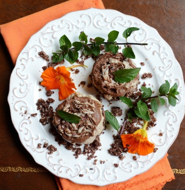 Jonny Freesh Raw Mini Peanut Butter Cheesecake Recipe and Book Giveaway